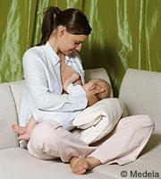 striekať materského mlieka